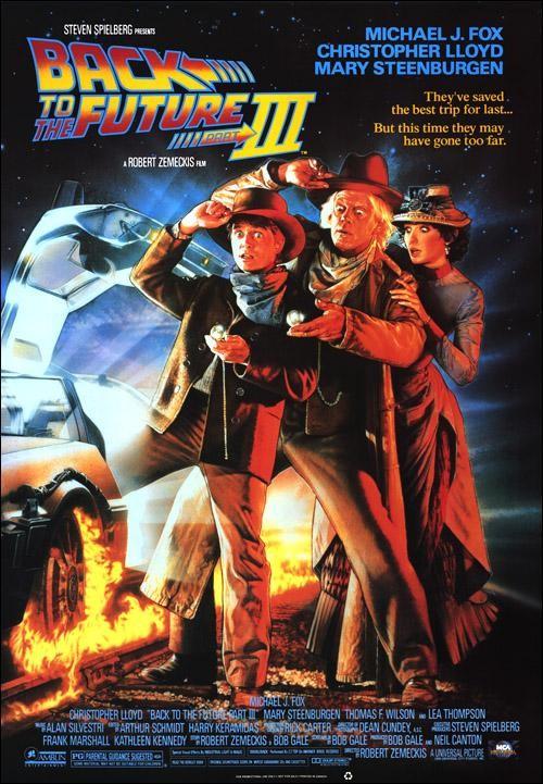 Regreso al futuro III (1990)