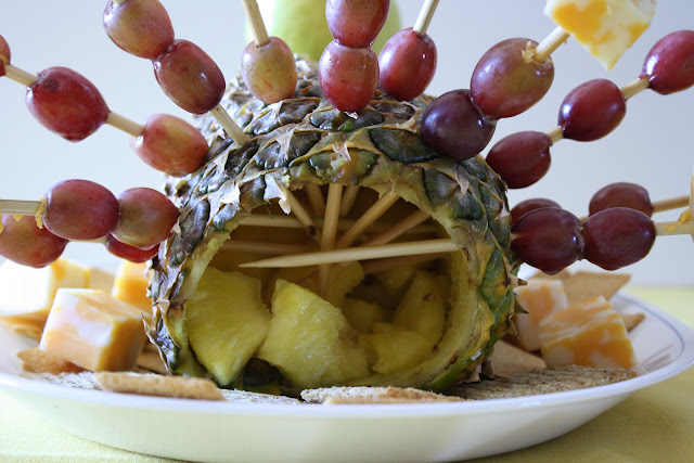 Melissa's Cuisine: Fruit Turkey