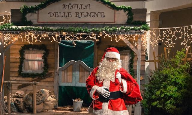 Haus vom Weihnachtsmann in Riva