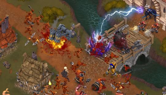 FB Game : Under Siege