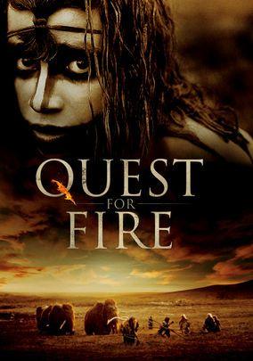 QUEST FOR FIRE - A GUERRA DO FOGO - 1981