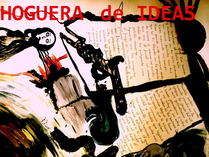 HOGUERA DE IDEAS