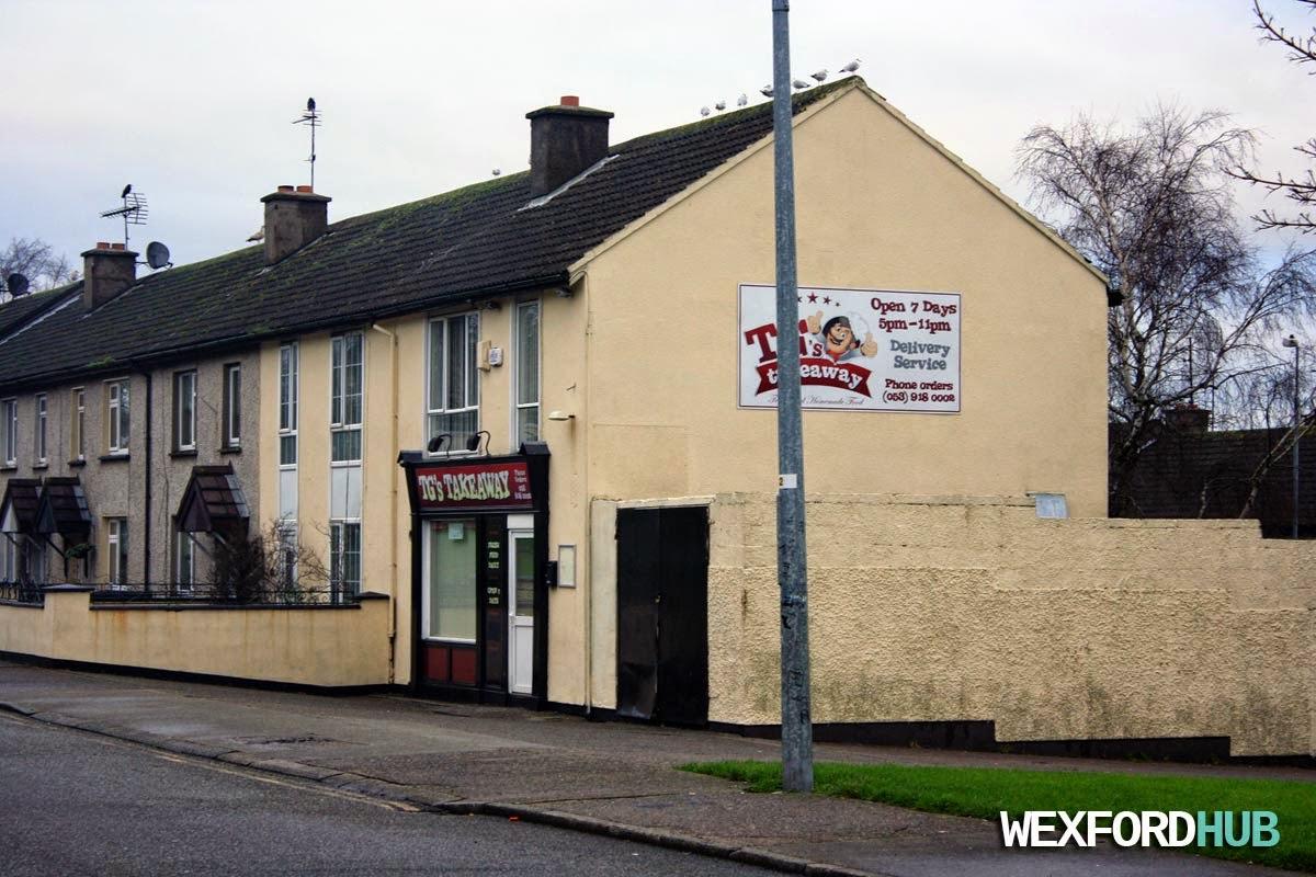 TG's Takeaway, Wexford