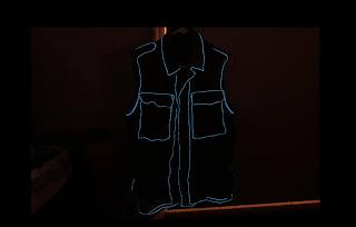EL Wire Vest
