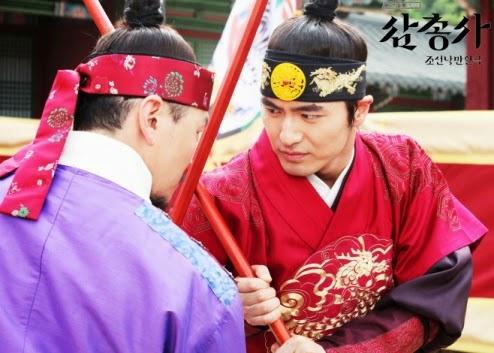 Download Korean Drama The Three Musketeers Subtitle Indonesia
