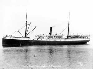 The SS Valencia