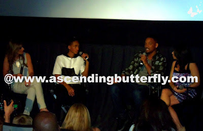 Denise Albert, Jaden Smith, Will Smith, Melissa Musen Gerstein, The Moms, After Earth