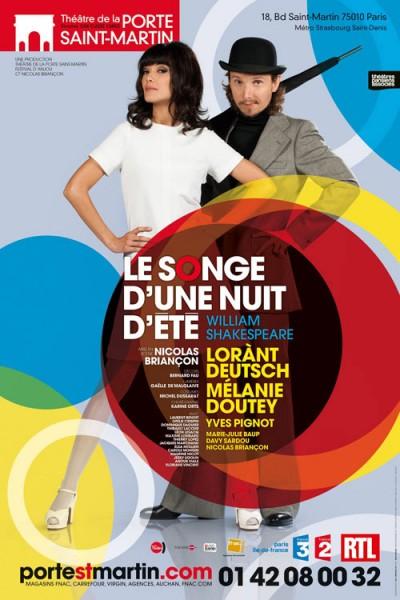Le songe d 39 une nuit d 39 t la parisienne du nord - Theatre de la porte saint martin 75010 paris ...