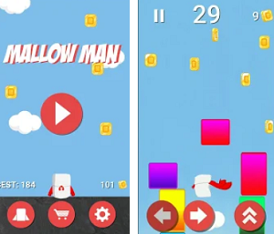 Arcade Game of the Month - Mallow Man