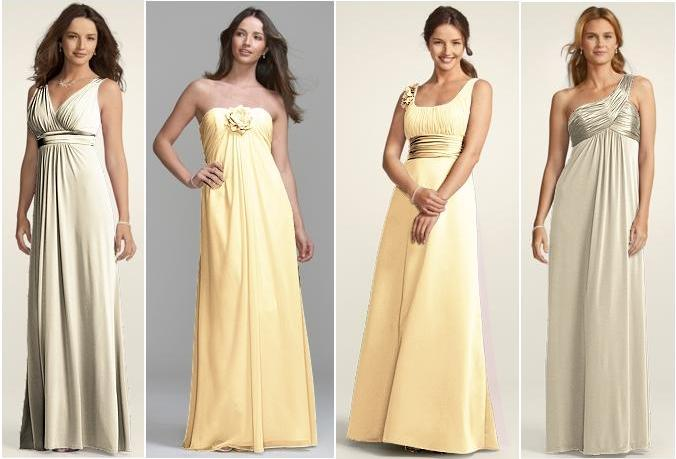 Bridal Family Dresses