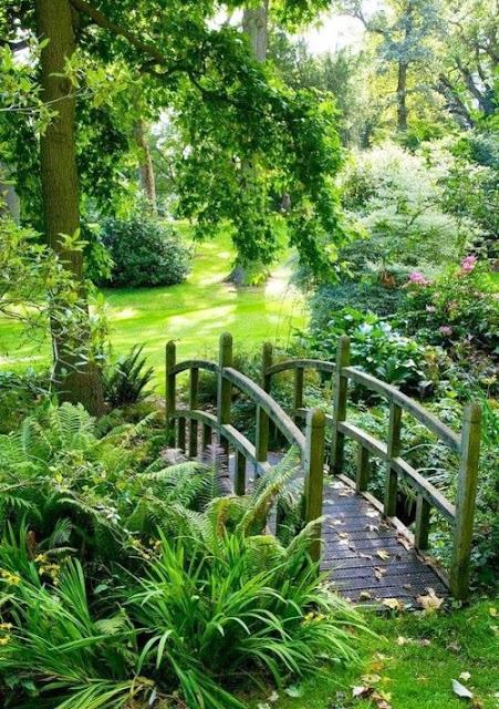 puente jardin