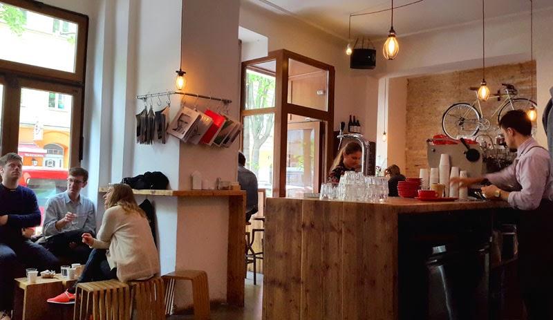 Berliinin parhaat kahvilat