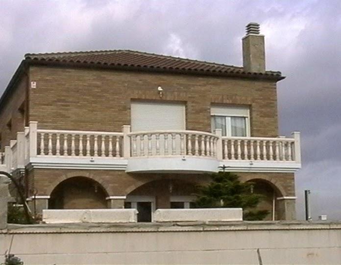 Obras acabados aplacados piedra balustradas - Balaustradas de piedra ...