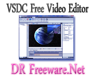 VSDC Free Video Editor 1.4.1.41 Free Download