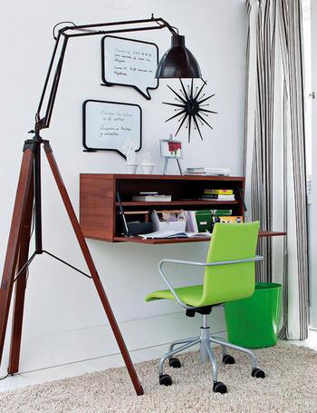 Decoraci n de interiores rinc n de trabajo - Trabajos de decoracion de interiores ...