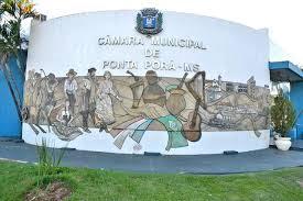 Concurso Câmara de Ponta Porã MS com vagas para todos os níveis