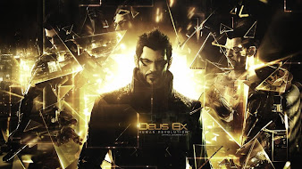 #7 Deus Ex Wallpaper