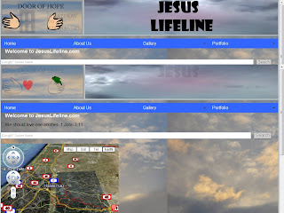 JESUS LIFELINE MAP