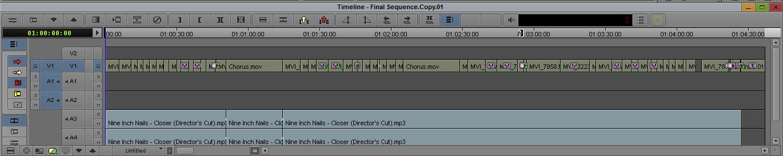 Unit 16: Film and Video Editing Techniques: Task 2: Preparing to Edit