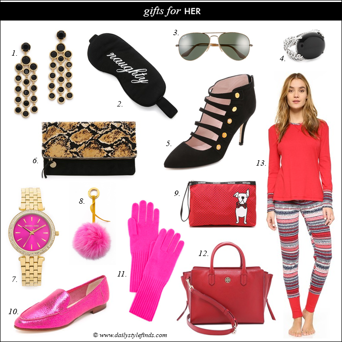 christmas pjs, tory burch, holiday gift ideas 2015, black friday 2015
