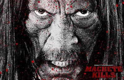 Sneak Peak at Machete Kills Trailer