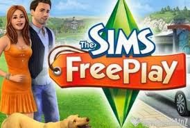 Download Game The Sims FreePlay APK Android 2014