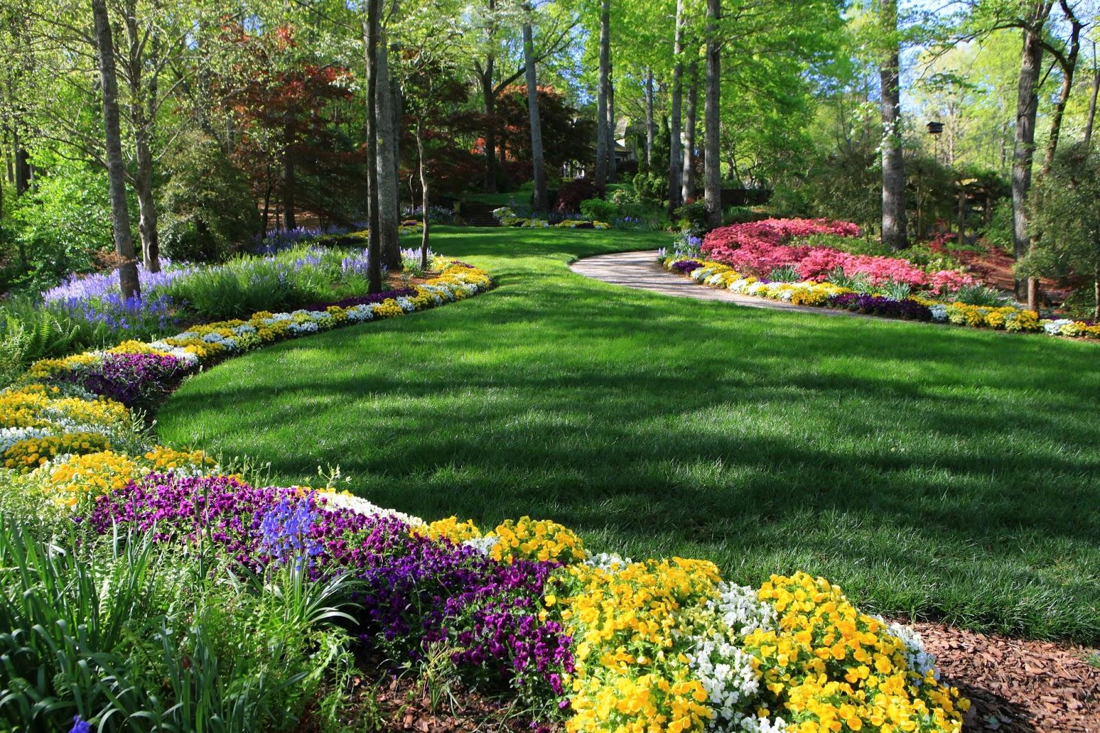 Today 39 s creations gibbs gardens ballground georgia for Creation gardens