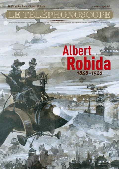 n°12 – Numéro spécial : Albert Robida 1848-1926