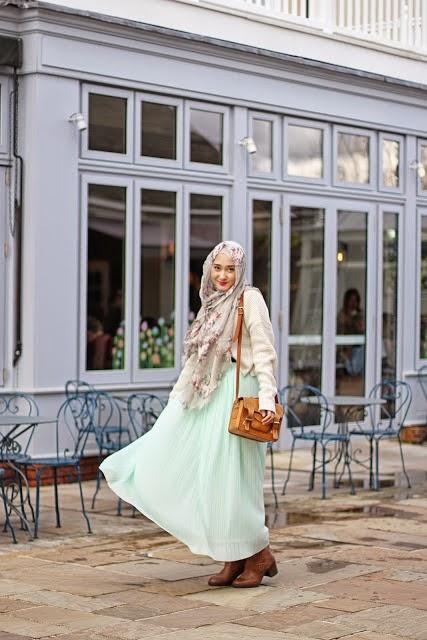 Koleksi baju muslim terbaru dian pelangi