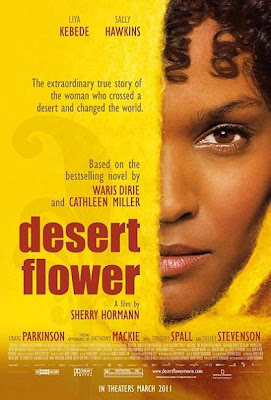 Desert Flower, Movie, poster