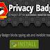 Privacy Badger, una nueva extensión para bloquear anuncios que vulneren la privacidad