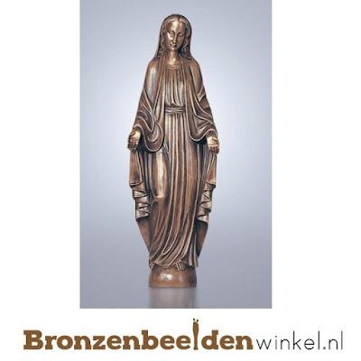 Mariabeeld kopen, bronzen Mariabeelden, Mariabeelden van brons