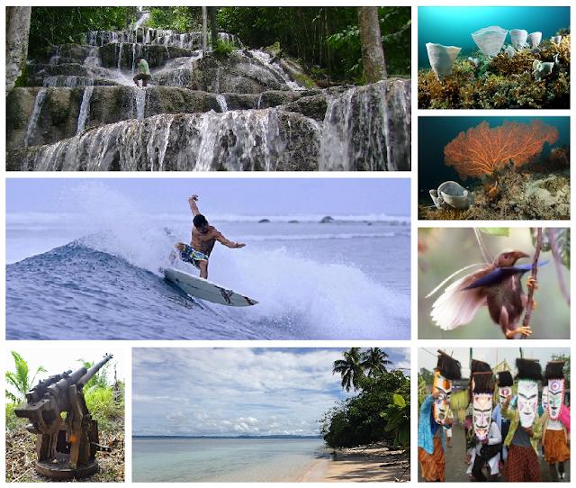 Tempat Wisata HALMAHERA TIMUR yang Wajib Dikunjungi (Provinsi Maluku Utara)