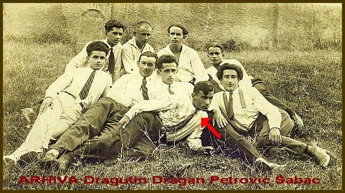 Milan sa drugovima