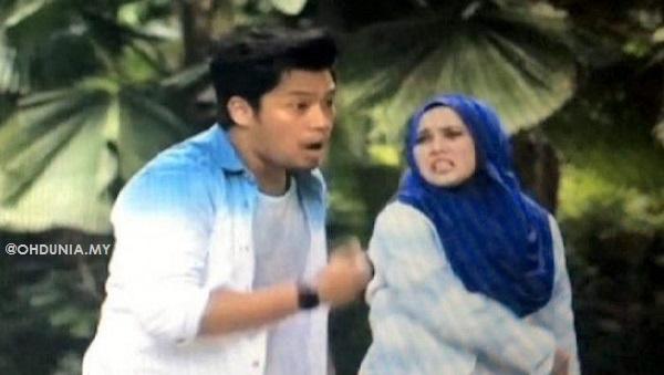 Emma tampar Kamal Adli
