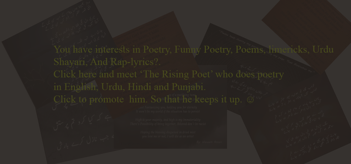 RHYMING LOVERS AND POETRY FANS CLICK THE IMAGE