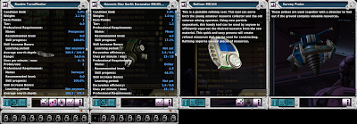 Entropia Universe - Finder Excavator Refiner Probe