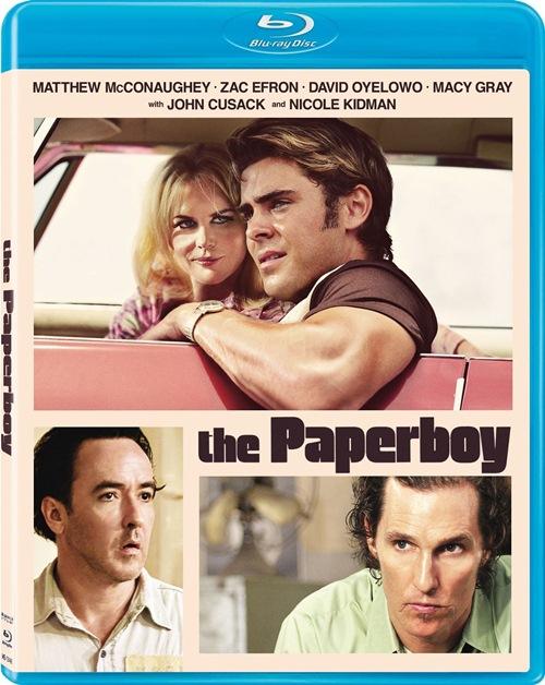 The Paperboy (2012) BluRay 720p 700Mb Mkv