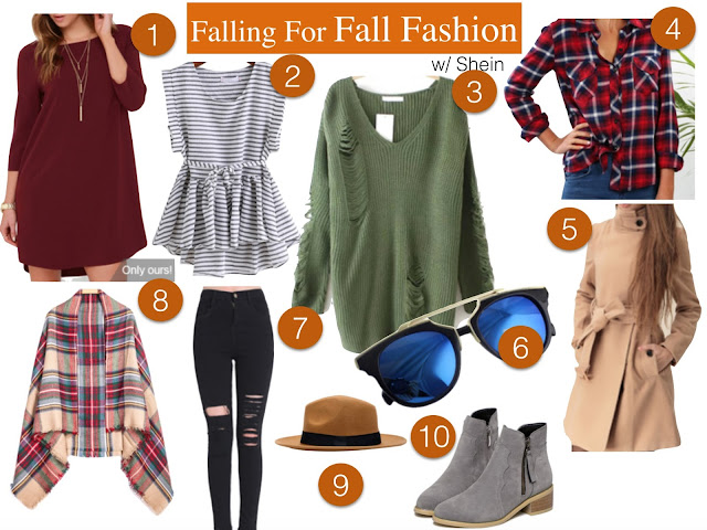 parlor girl fall fashion inspiration