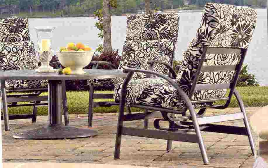 Delightful Cleveland, Ohio Patio Furniture Preview: Cape May Cushion Set