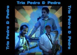 Trio Pedro & Pedro no facebook