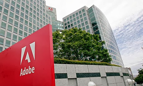 Adobe's network by attackers leaking of payment details on nearly 3 million customers