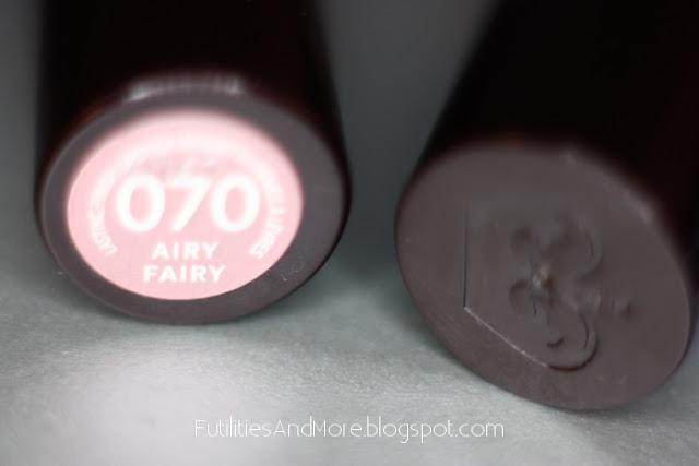 Airy Fairy from Rimmel, bude lipstick, asian makeup tutorial, futilitiesandmore.blogspot.com, futilities and more, futilitiesandmore