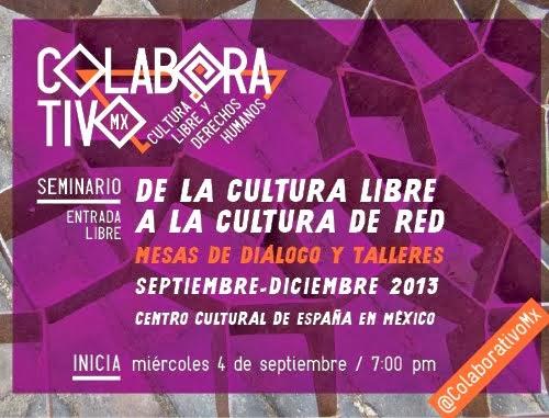 CIBERCULTURA  - Conocimiento #colaborativo para  la  cibersociedad : Colaborativo México.