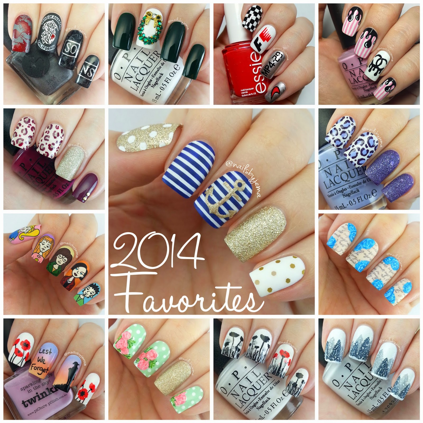 January Nails Designs | Best Nail Designs 2018