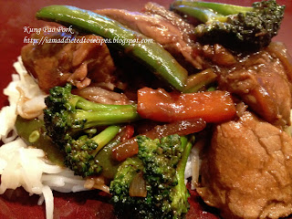 Kung Pao Pork | Addicted to Recipes