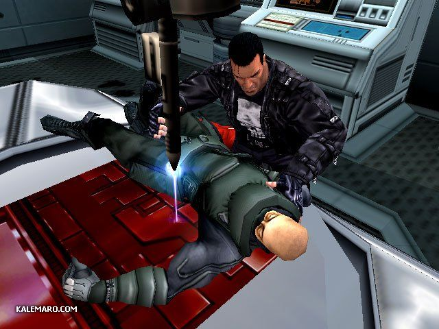 the punisher video game online