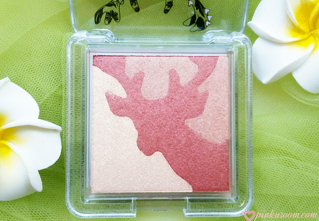 The Body Shop Oh Deer! Bronze Shimmer Palette by Leona Lewis Review Pinkuroom