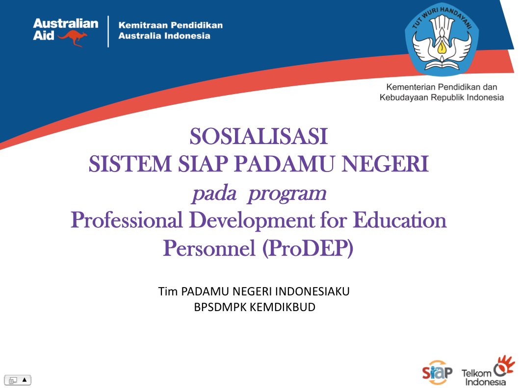 Alur Proses Seleksi Program Ppcks Rahmad Nababan Blog