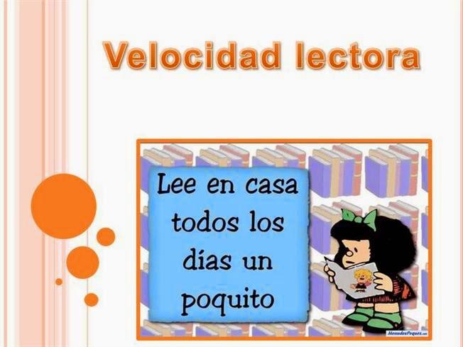 http://escuela2punto0.educarex.es/Lengua_Castellana/velocidad-lectora/